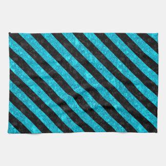 STR3 BK-TQ MARBLE (R) KITCHEN TOWEL