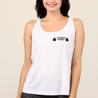 Str3ngth Fitness Women's Tank Top