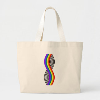 STR8 Allies Vertical Large Tote Bag