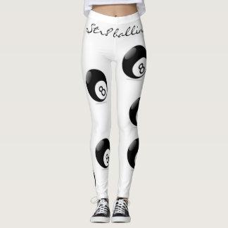Str8 ballin' leggings