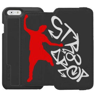 Str8 Drop Cell Wallet Incipio Watson™ iPhone 6 Wallet Case