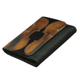 Stradivari Reproduced on Wallet