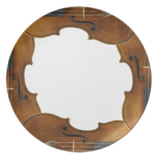Stradivari Times Four Plate