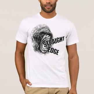 Straight Edge Ape T-Shirt