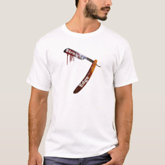 Straight Edge Straight Razor T-Shirt