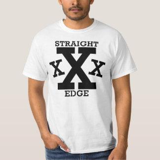 Straight Edge xXx T-Shirt