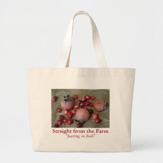 """Straight from the Farm"" Market Bag"