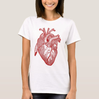 Straight From The Heart Gifts For Medical Nerds T-Shirt