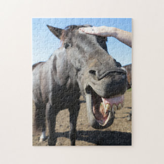 Straight from the Horse's Mouth Jigsaw Puzzle
