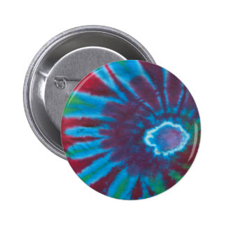 Straight on the Outside, Hippie Underneath 2 Inch Round Button
