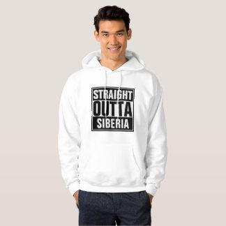 Straight Otta Siberia Mean Husky Hoodie