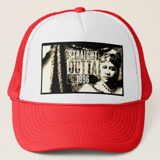 Straight Outta 1896 Liliu Trucker Hat