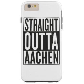 straight outta Aachen Tough iPhone 6 Plus Case