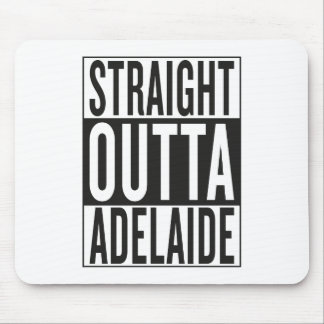 straight outta Adelaide Mouse Pad