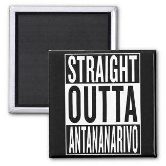straight outta Antananarivo Magnet