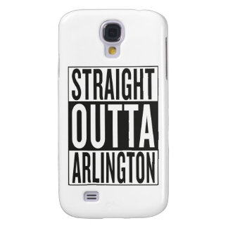 straight outta Arlington