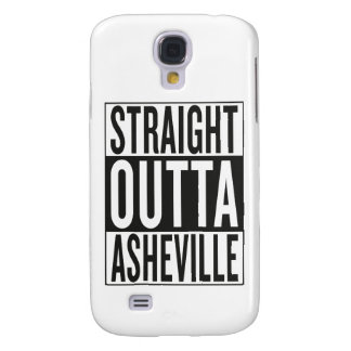 straight outta Asheville