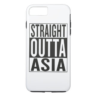 straight outta Asia iPhone 7 Plus Case