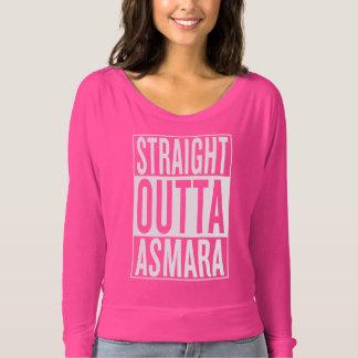 straight outta Asmara T-shirt