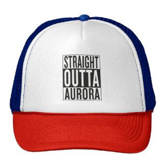 straight outta Aurora Trucker Hat