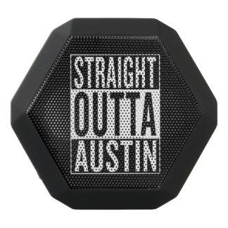 straight outta Austin Black Bluetooth Speaker