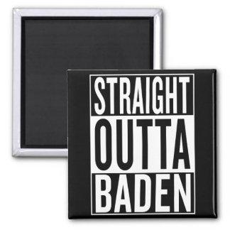 straight outta Baden Magnet