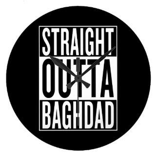 straight outta Baghdad Clocks