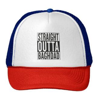 straight outta Baghdad Trucker Hat