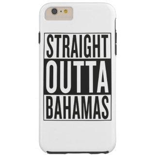 straight outta Bahamas Tough iPhone 6 Plus Case