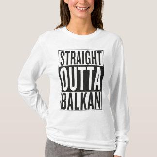 straight outta Balkan T-Shirt
