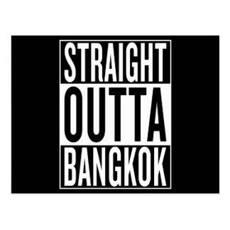 straight outta Bangkok Postcard