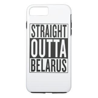 straight outta Belarus iPhone 7 Plus Case