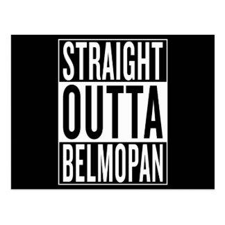 straight outta Belmopan Postcard