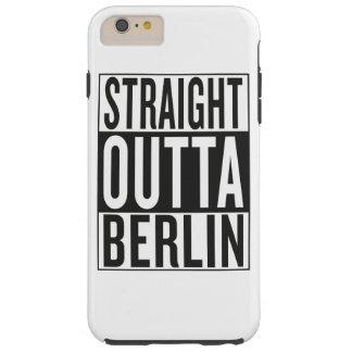straight outta Berlin Tough iPhone 6 Plus Case