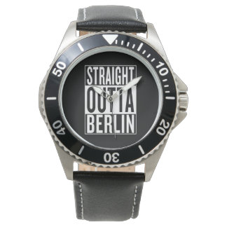straight outta Berlin Watch