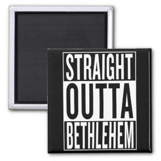 straight outta Bethlehem Magnet