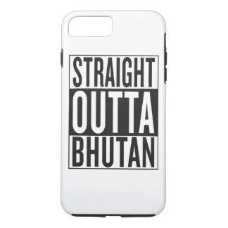 straight outta Bhutan iPhone 7 Plus Case