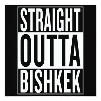 straight outta Bishkek Card