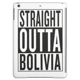 straight outta Bolivia iPad Air Cover