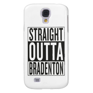 straight outta Bradenton
