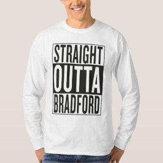 straight outta Bradford T-Shirt