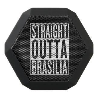 straight outta Brasilia Black Bluetooth Speaker
