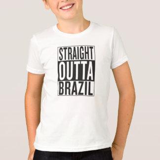straight outta Brazil T-Shirt