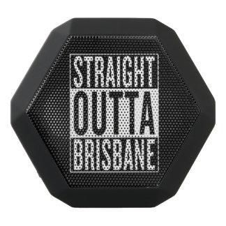straight outta Brisbane Black Bluetooth Speaker