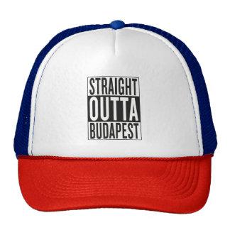 straight outta Budapest Trucker Hat
