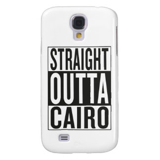straight outta Cairo
