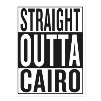 straight outta Cairo Postcard