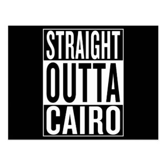 straight outta Cairo Postcard