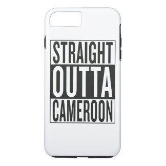 straight outta Cameroon iPhone 7 Plus Case