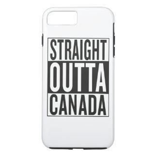 straight outta Canada iPhone 7 Plus Case